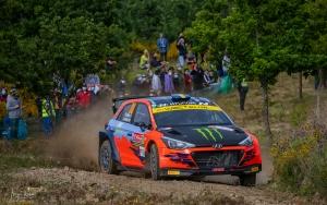 Desporto e Ação/Rally de Portugal - O. Solberg