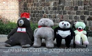 Fotografia de Rua/Ursos berlinenses