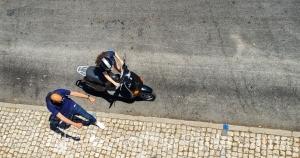 Fotografia de Rua/A primeira lição...