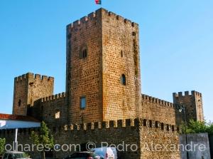 História/Castelo de Amieira do Tejo