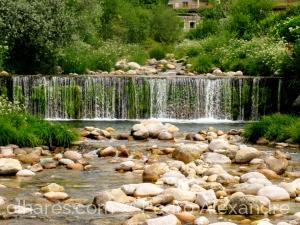 Paisagem Natural/Cascata em Unhais da Serra