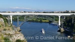 Gentes e Locais/Rio Douro e duas pontes
