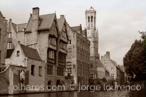 Paisagem Urbana/Bruges III