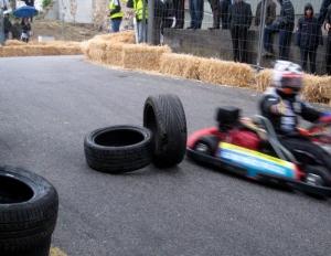 /Kart c/pneus VS pneus s/Kart