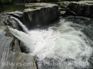 Paisagem Natural/A força da água