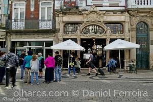 Gentes e Locais/Majestic Café