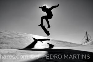 Desporto e Ação/Mais rápido que a própria sombra...