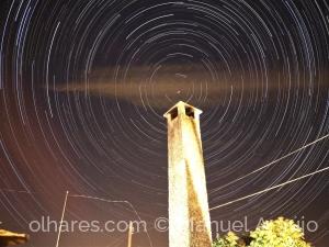 Paisagem Natural/Estrelas - rasto