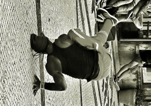 Fotografia de Rua/Um pequeno esforço para endireitar o mundo