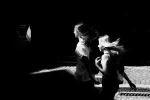 Fotografia de Rua/Two girls