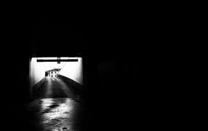 """Paisagem Urbana/A """" porta """" de saída para a Luz ( II )"""