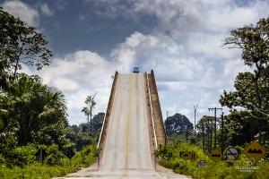 Arquitetura/Ponte sobre o Rio Moju