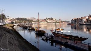 /Porto, manhã cedo...