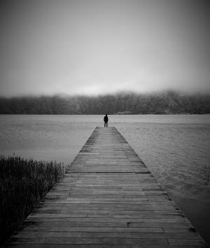 /O caminho do Homem para o silêncio