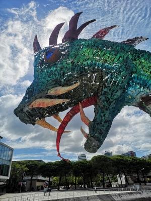 /Cabeça do Dragão - Expo