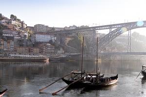Paisagem Natural/Porto, manhã cedo...