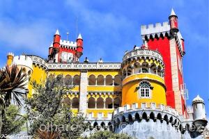 Arquitetura/Palácio Nacional da Pena, Sintra