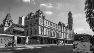 Arquitetura/Estação da Luz - Museu da Língua Portuguesa