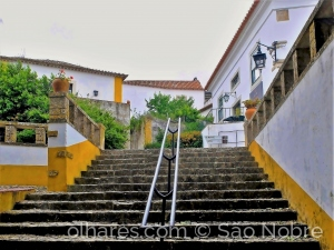 Gentes e Locais/Recantos e Encantos de Óbidos