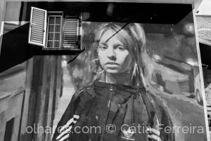Paisagem Urbana/A janela e a Menina!