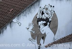 /A dama dos telhados    (Pf ler)