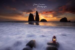 Paisagem Natural/Açores com extra Luz