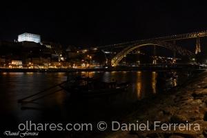 /A magia da noite, no Porto