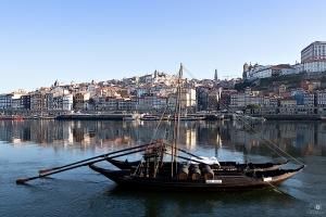 Paisagem Natural/Rio Douro, Porto