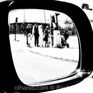 Fotografia de Rua/Os noivos...