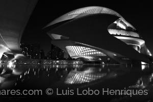 Arquitetura/noches de fantasía