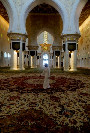 /Sheikh Zaied Mosque - Abu Dhabi