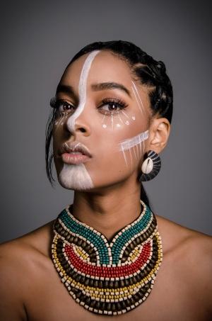 /Guerreira Afro Brasileira