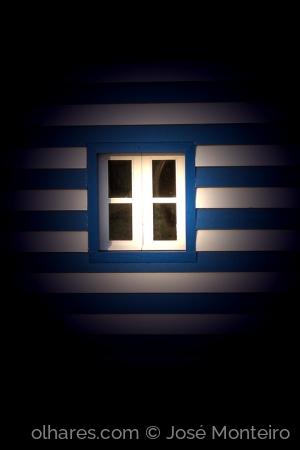 Arquitetura/a janela de Esmoriz