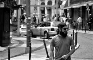 Fotografia de Rua/Atento