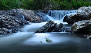 Paisagem Natural/Olhar demorado sobre o Rio Sousa