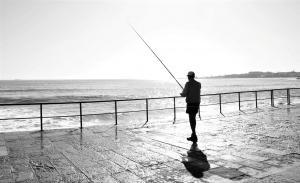Fotografia de Rua/À pesca