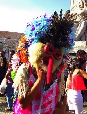 Gentes e Locais/Lisboa 2015 - desfile da Máscara Ibérica (+ do mes