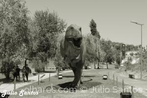 Fotografia de Rua/Dinossauros em Albufeira
