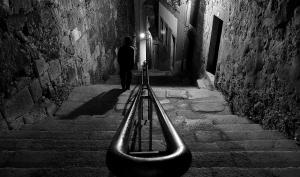 Fotografia de Rua/Por entre as sombras e a luz