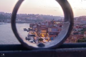 Paisagem Urbana/Outra forma de espreitar a Ribeira do Porto