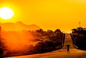 Fotografia de Rua/Um sol de África