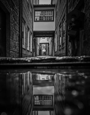 Fotografia de Rua/Em dias de chuva..
