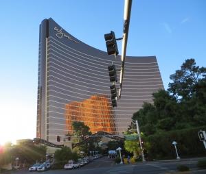 Arquitetura/Wynn Casino - Las Vegas
