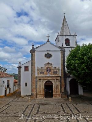 /Igreja de Santa Maria - Óbidos