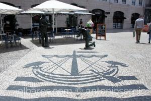 Paisagem Urbana/Calçada Portuguesa