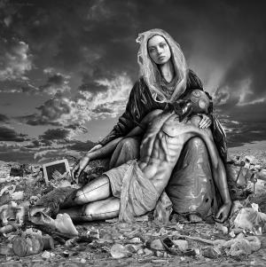 Arte Digital/O Desejo Assassinado Pela Presença PA II