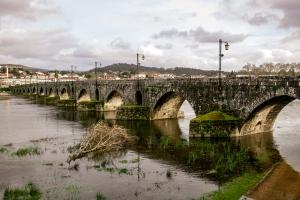 Arquitetura/O ex-libris de Ponte de Lima