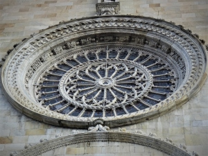 /pormenor Catedral de Como