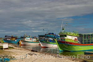 /As margens do Rio Tracunhaém