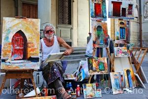 /Artista de rua (c/desc)